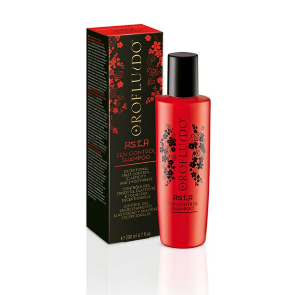 Asia Zen Control Shampoode Orofluido (200 ml)