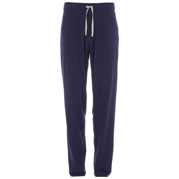 Oliver Spencer Men's Comfort Trousers - Navy