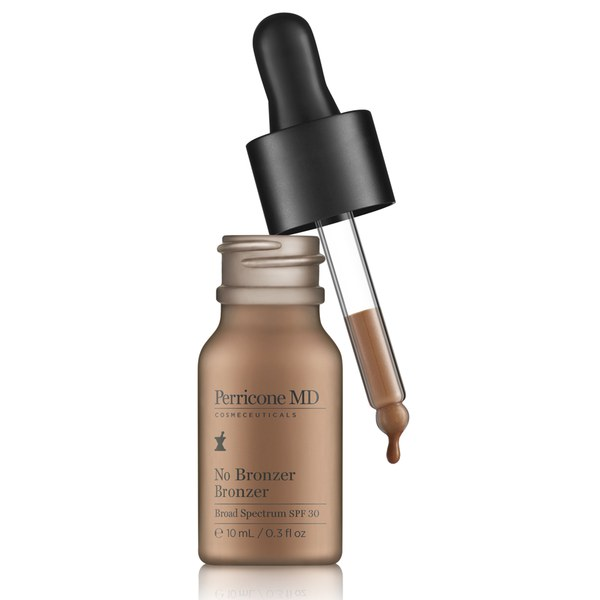 Perricone MD No Bronzer Bronzer - Brown (10ml)