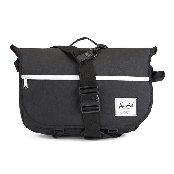 Herschel Supply Co Pop Quiz Messenger Bag Black