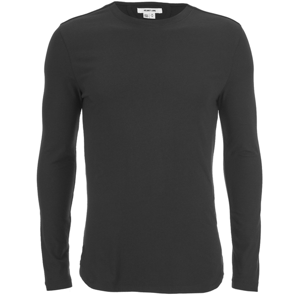 Helmut Lang Men's Jersey Long Sleeve T-Shirt - Black