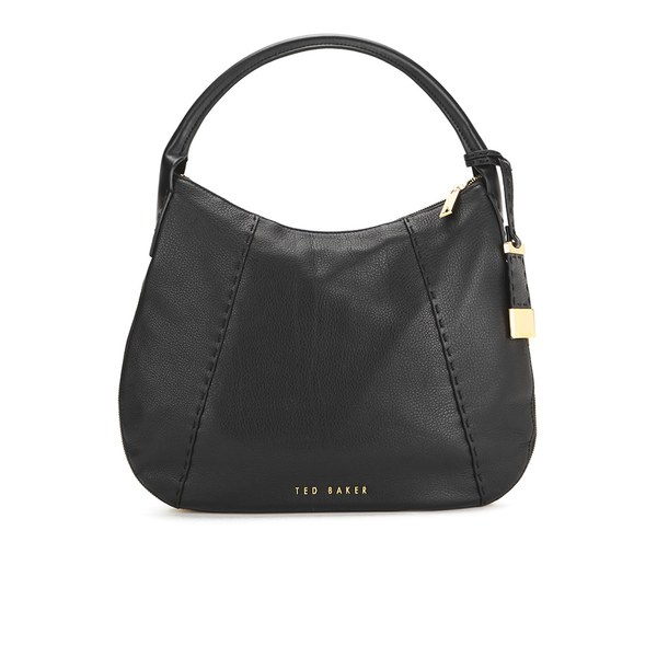 Ted Baker Women S Brooke Casual Leather Slouchy Hobo Bag