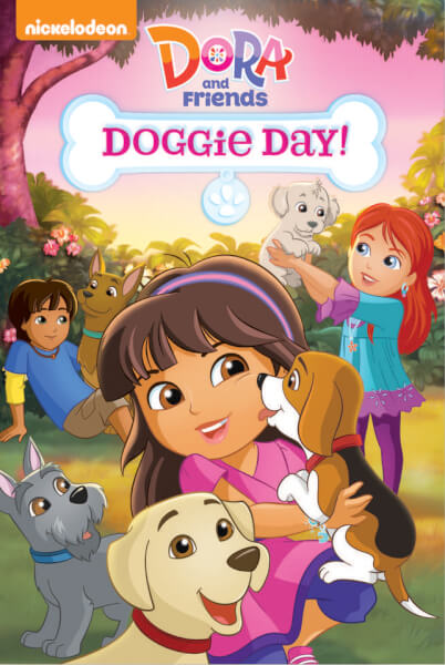 Dora and Friends: Doggie Days!