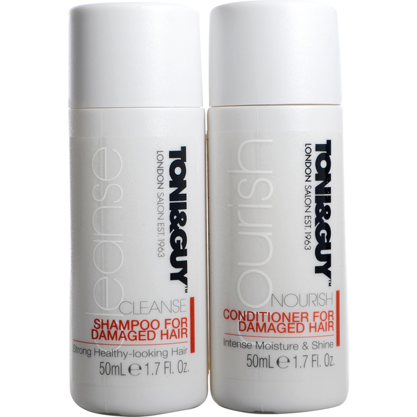 Toni and Guy Mini Twins (50ml) (Free Gift)