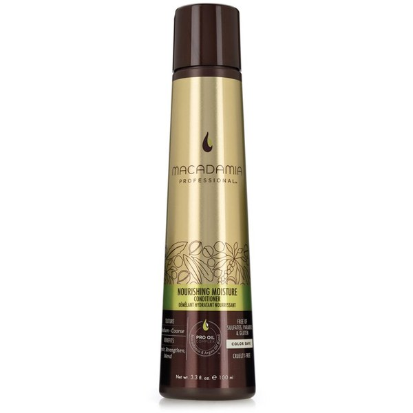 Macadamia Nourishing Moisture Conditioner (100ml)