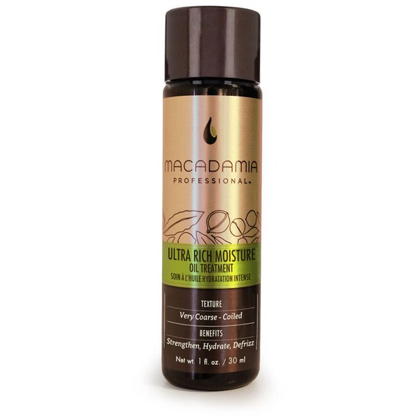 Macadamia Nourishing Moisture Oil Treatment (30ml)