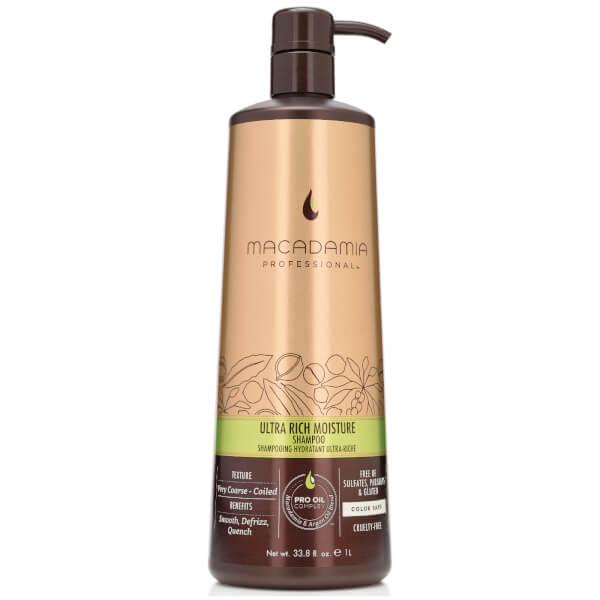 Macadamia Ultra ReichhaltigesMoisture Shampoo (1000ml)