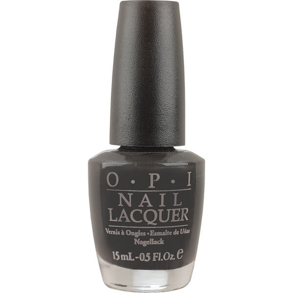 Laque à ongles Classique d'OPI - Lady in Black (15ml)