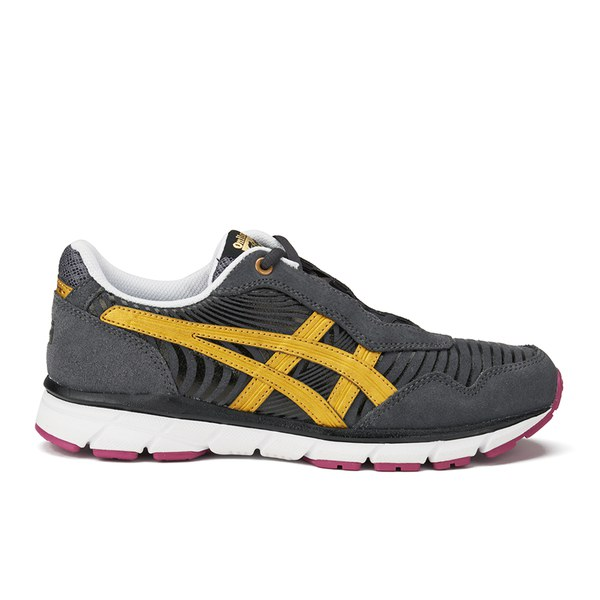 Onitsuka Tiger Black Harandia Trainers