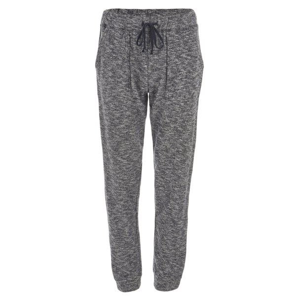 OBEY Clothing Women's Rhodes Relaxed Lounge Pants - Heather Black