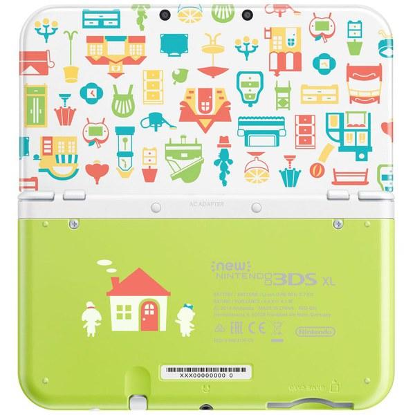 Animal Crossing New Leaf Vs Home Designer