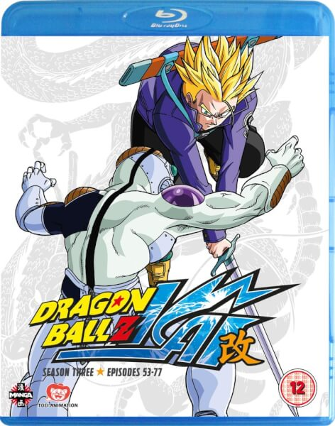 Dragon Ball Z KAI - Season 3