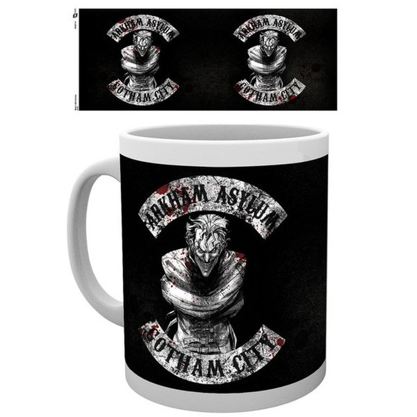 DC Comics Batman Comics Joker Sons of Arkham - Mug