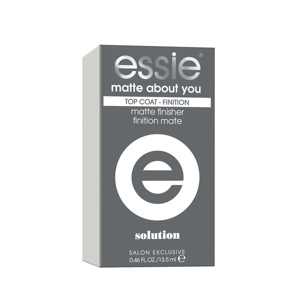 essie Matte About You Top Coat Matte Finisher | Free ...