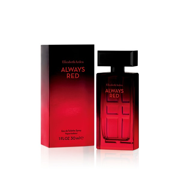 Eau de Toliette Always Red de Elizabeth Arden (30 ml)