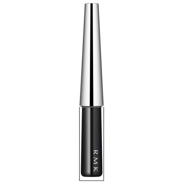 liquid eyeliner brush. rmk ingenious liquid eyeliner: image 1 eyeliner brush