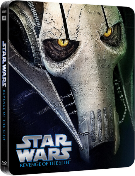 Star Wars Episode III: Revenge of The Sith - Limited Edition Steelbook (UK EDITION)