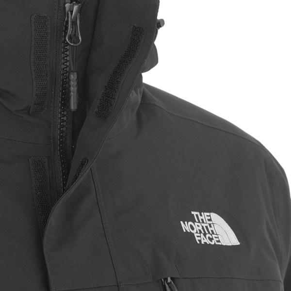 Mens Black North Face Jacket