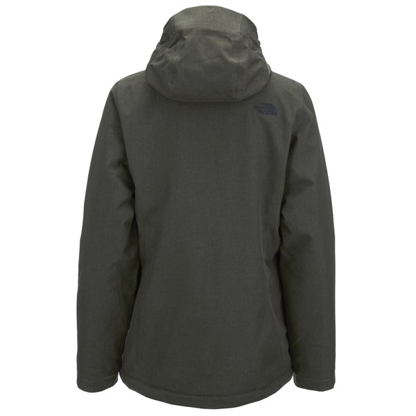 The North Face Women S Inlux Insulated Hooded Jacket