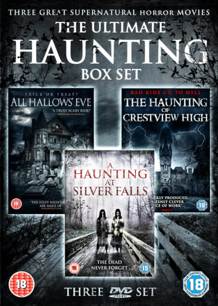 The Ultimate Haunting Box Set