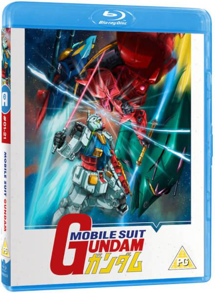 Mobile Suit Gundam - Part 1 of 2