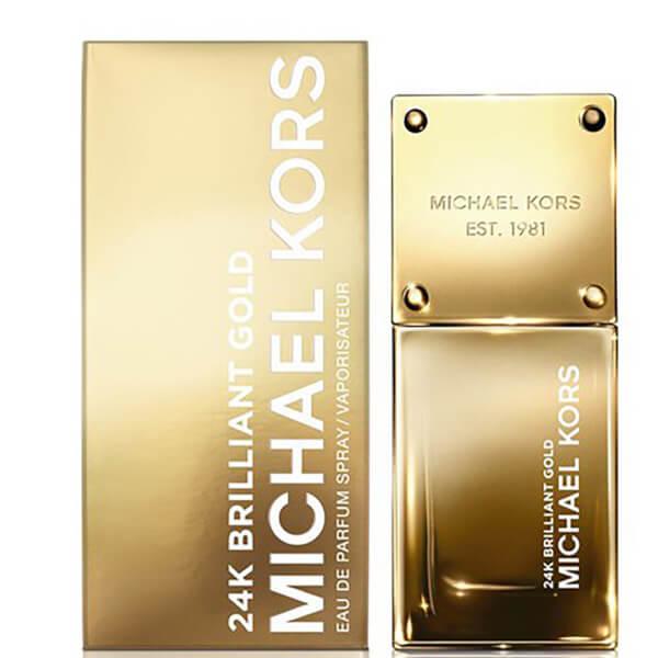 Eau de parfum 24K Brilliant Gold de Michael Kors(30ml)