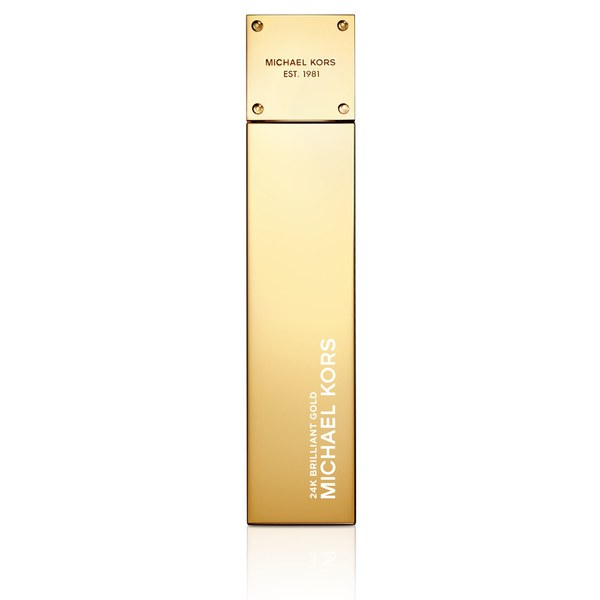Eau da Parfum 24K Brilliant Gold Michael Kors (100 ml)