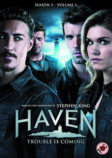 Haven  - Season 5 Volume 1