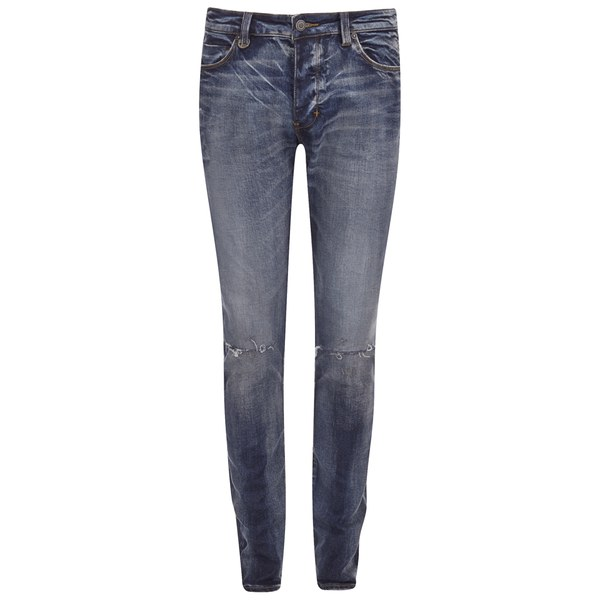 NEUW Men's Lou Regular Slim Denim Jeans - Blue