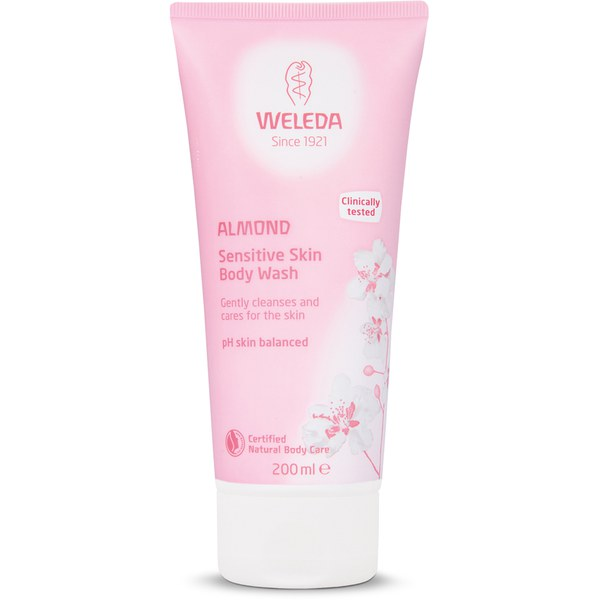 Weleda Almond Body Wash (200ml)