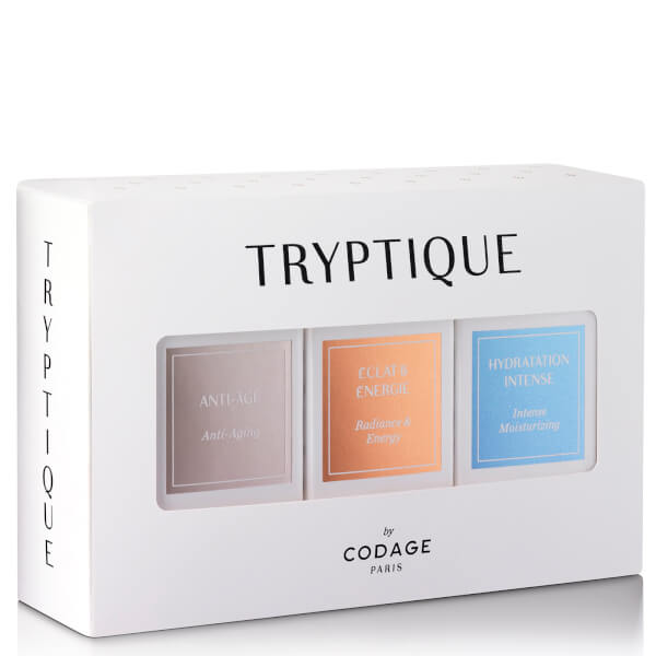 CODAGE Tryptique Essential Serum Set (N.01/N.03/N.05) (3 x 10ml)