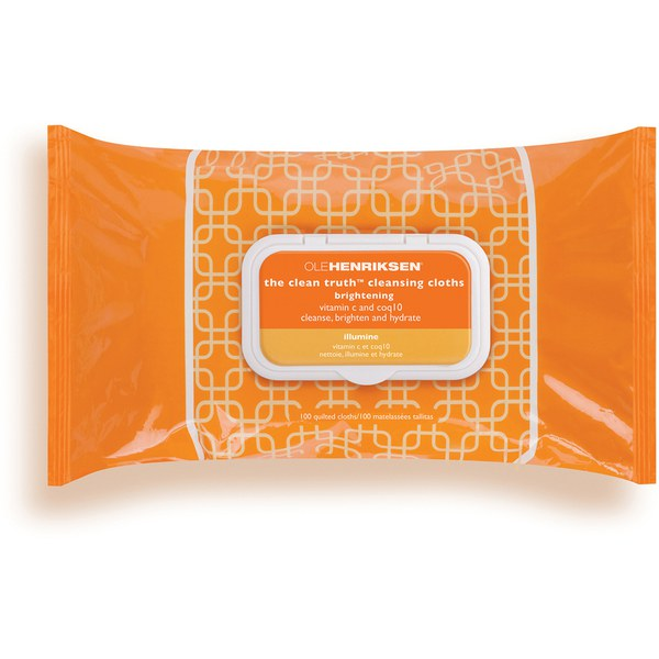 Ole Henriksen Clean Truth Cleansing Cloths Exclusive (värde £40.00)