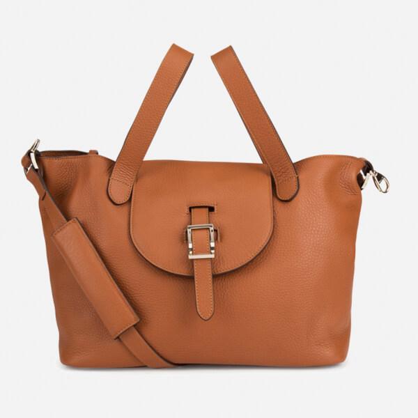 meli melo Women's Thela Medium Tote Bag - Tan