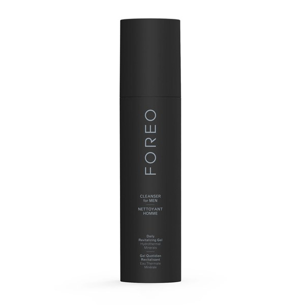 FOREO Cleanser for Men (100ml/3.3 Fl.oz)