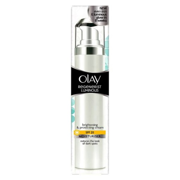 Olay Regenerist Luminous 日霜 SPF20 (50ml)