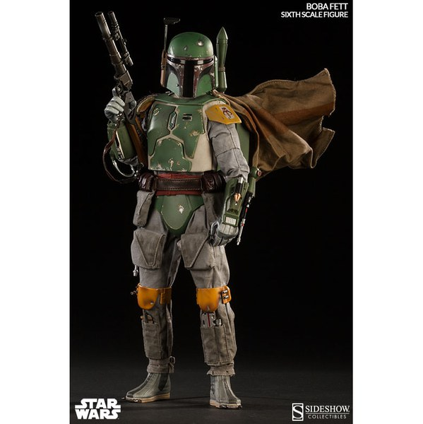 Sideshow Collectibles Star Wars Boba Fett Scum And Villainy 1:6 Scale Figure