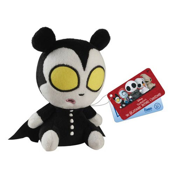 Mopeez Disney Nightmare Before Christmas Vampire Teddy Plush Figure