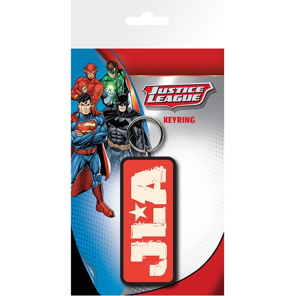 DC Comics Justice League JLA - Key Chain