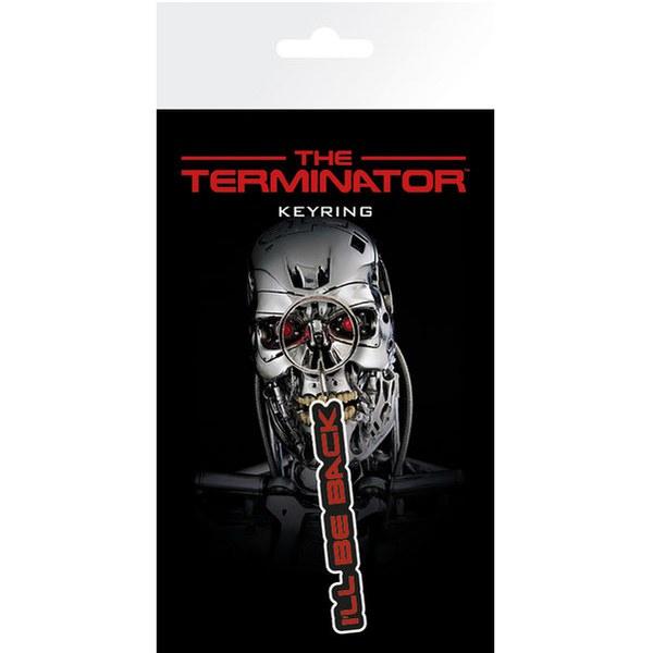 The Terminator I'll Be Back - Key Chain