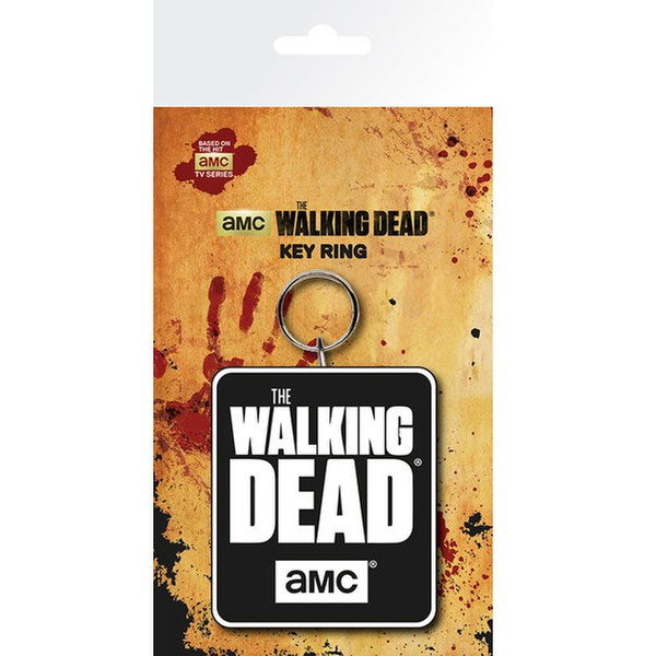 The Walking Dead Logo - Key Chain