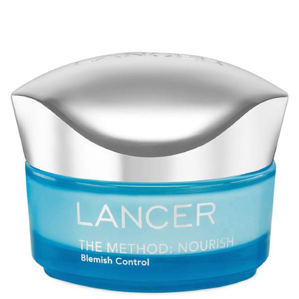 Lancer Skincare The Method Nourish lotion hydratante nourrissante pour peau encline à l'acné (50ml)