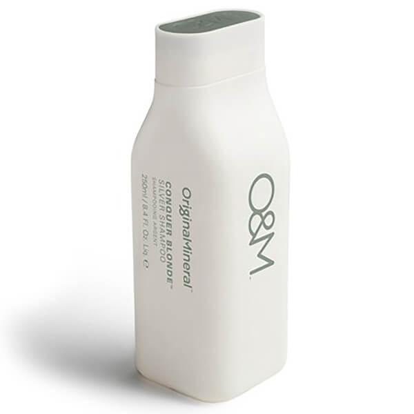 Original & Mineral Conquer Blonde Silver Shampoo (250 ml)