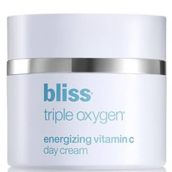bliss Triple Oxygen Energizing Vitamin C Day Cream (50ml)