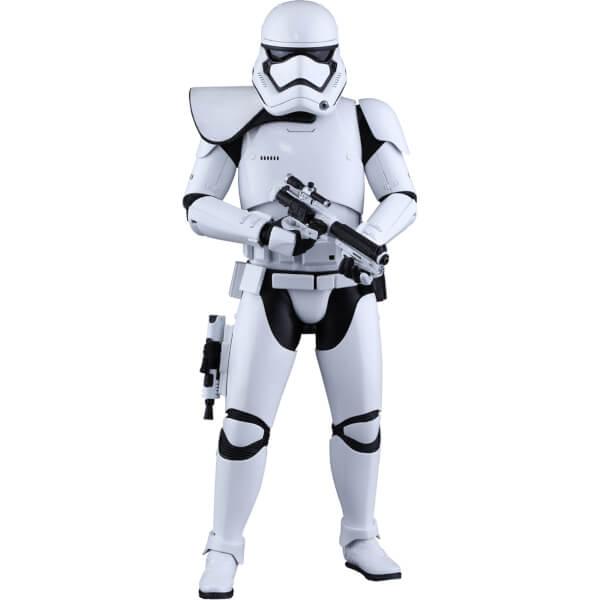 Hot Toys Star Wars 1:6 First Order Stormtrooper Squad Leader Figure