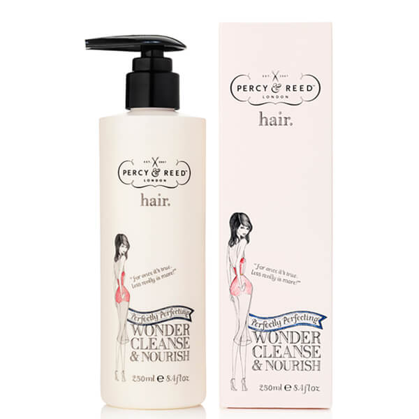 Percy & Reed Perfectly Perfecting Wonder Cleanse & Nourish Conditioner 250ml