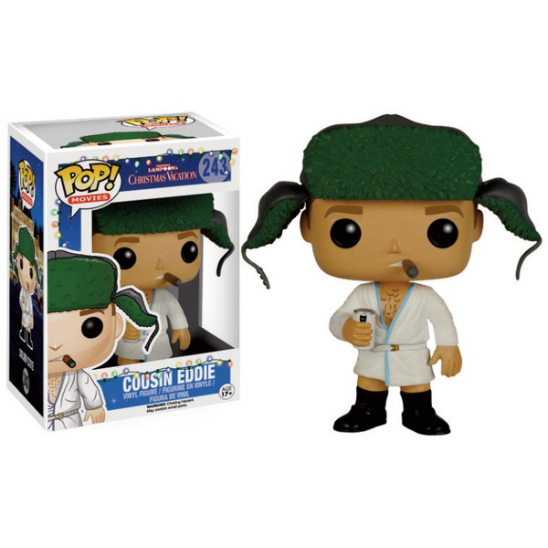 Christmas Vacation Cousin Eddie Pop! Vinyl