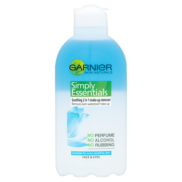 Garnier Skin Soothing 2-in-1 Make-Up Remover (200ml)