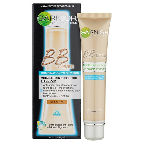 BB crème sans huile Medium de Garnier (40ml)