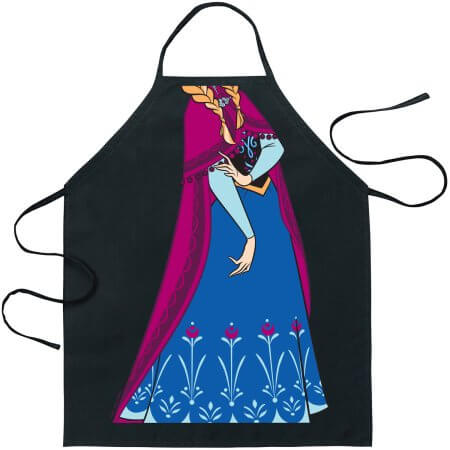 Disney Frozen Anna Be The Character Apron
