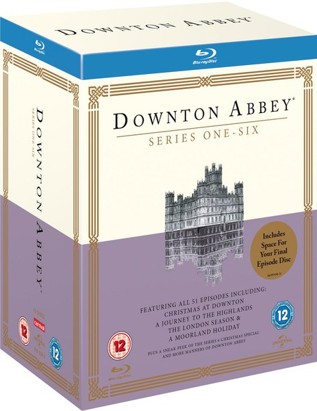 Amazon.it   Downton Abbey - Series 1-6 [Edizione: Regno ...